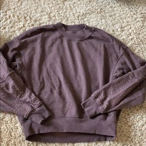 Lululemon soul cycle hoodie- great condition
